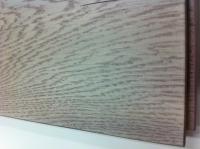 Беленый дуб + коричневая патина